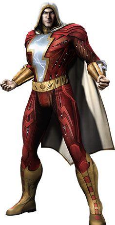 Shazam character