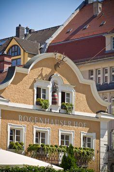 Wohnen, Leben, Nachbarschaft, Lifestyle, Kiez, Stadtteil, Bezirk, Wohnungen, Häuser, Bogenhausen in München, Bayern