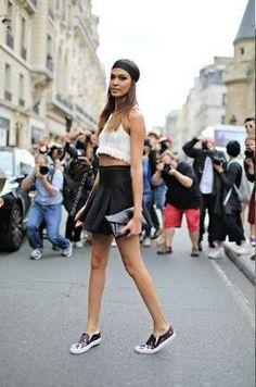 Joan Smells street fashion
