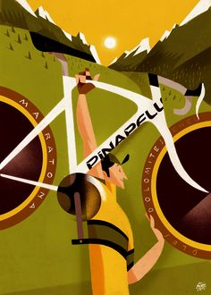 """30 posters created to commemorate the 30th anniversary of """"Maratona dles…"""
