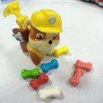 Rubble Paw Patrol toys from Spinmaster
