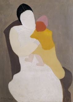 Milton Avery....this is beautiful, I think.  Years ago I saw an exhibit of Avery and some other American Expressionists in Boston.  It was my introduction to this school of American art and I've loved it ever since.  I especially like Avery.