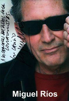 Cantantes de todos los Tiempos: Miguel Rios - Biografía