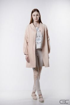Ss 15, Cloak, Summer Collection, Mousse, Identity, Duster Coat, Overalls, Kimono, Spring Summer