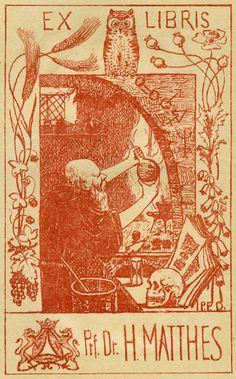 Alchemist bookplate