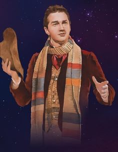 Shia LaBeouf as all 12 'Doctor Who' doctors because...why not?