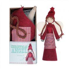 Decorazioni di Natale Fai da Te in Feltro e Stoffa per Bambini