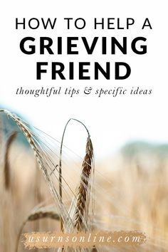 3 thoughtful tips and 10 specific ways you can help a grieving friend. Even if your friend says they don't need help and they're doing fine, there are still ways you can respect their privacy and wishes yet still provide help and comfort. Here are some of the best ideas. Funeral Memorial, Memorial Urns, Funeral Etiquette, Grieving Friend, Funeral Urns, Funeral Planning, Stages Of Grief, Funeral Arrangements, Grief Loss
