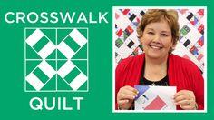 The Crosswalk Quilt