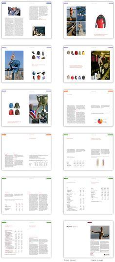annual report - columbia sportswear
