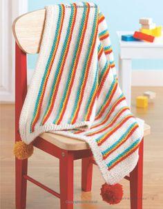 Preciosas mantitas de punto para bebé (Leisure Arts # 5500): Jean Adel: 9781609001261: Amazon.com: Libros
