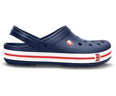Crocs Crocband™ MLB Red Sox™ Clog   Comfortable Clogs   Crocs Official Site