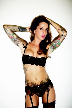 Inked Girls vol 2- issue 6, Model: Jesse Lee, Photo: Greg Manis, #tattoo, #inkedgirls, #tattooedgirls, #inked