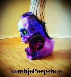 Zombie shoes by Peep Show