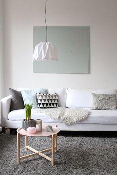 Umschwung.....neue Farben im Wohnzimmer