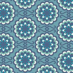 AGF Studio - Chromatics - Fancy Buttons in Blue