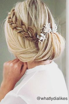 Best Wedding Hairstyle Trends 2017