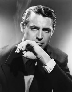 """""""Jimmy Stewart is always and indisputably the best man in the world, unless Cary Grant should happen to show up."""" -Marisa de los Santos,"""