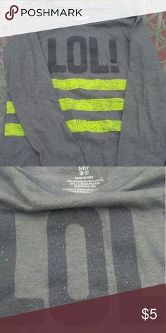 BOGO Sparkling Lol Longleeve T-shirt Sparkling Lol Longleeve T-shirt Old Navy Shirts & Tops Tees - Long Sleeve