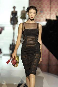 Caitriona Balfe for  Dolce & Gabbana Spring/Summer