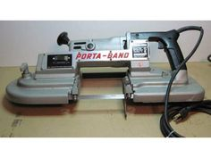 BAND SAW -- PORTA BAND BY PORTER CABLE - $350 (Lindenhurst LI, NY) Porter Cable, Tools For Sale, The Unit, Ads, York