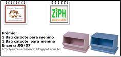 Estou Crescendo: Promoção Nacional em parceria com Ziph