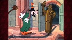 Have a Laugh!: Clock Cleaners with Mickey Mouse