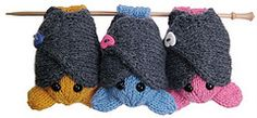 Ravelry: Boo the Bat pattern by Anna Hrachovec