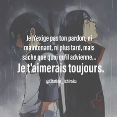 Itachi Uchiha, Naruto And Sasuke, Naruto Shippuden, Citations Naruto, Manga Anime, Kuroko, Inspirational Quotes, Profile, Memes