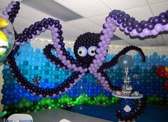under the sea party decorations - Google Search