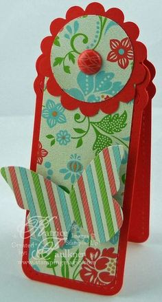 bookmark  Stampin' Up!