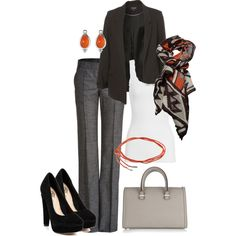 What to wear to work, created by lindseyschauer17 on Polyvore