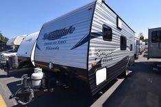 New 2018 Keystone Rv Summerland Mini 1700fq Travel Trailer At