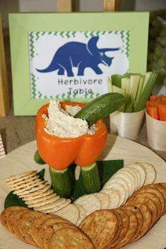 Dinosaur Birthday Party Ideas | Photo 2 of 42 | Catch My Party