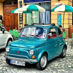 60 years Fiat 500 in Munich. Fiat 500 Car, Fiat 126, Fiat Cars, Fiat Cinquecento, Fiat Abarth, Classic Motors, Classic Cars, Turin, Fiat 500 Lounge