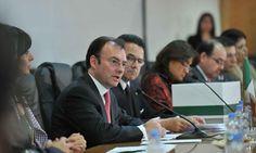 El titular de la Secretaría de Hacienda y Crédito Público (SHCP), @LVidegaray defenderá Paquete Económico: