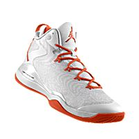 new product ad883 c09e2 I designed the white Air Jordan Super.Fly 3 iD men s basketball shoe with  electro