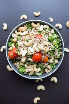Quinoa Kale Salad recipe