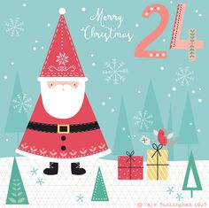 Day 24 Christmas advent, by Faye Buckingham Merry Christmas everyone!! x