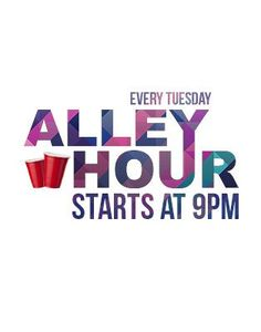 Alley Hour at The Alley Curacao