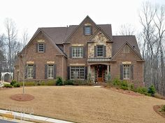 Home Exteriors Brick Stone On Pinterest Brick Colors