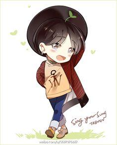 Adorable SHINee chibi! ♥ Dream Girl | KPOP | Pinterest ...  Shinee