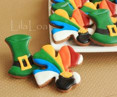 St. Patrick Day Cookies
