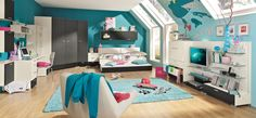 Amazing small spaces Apartments with youthful freshness