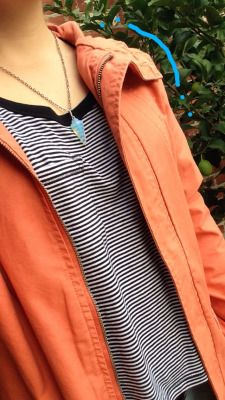 dr martens 1461 love stripes and simple necklace