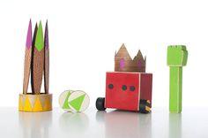 Boxon, projet d'atelier de Marina Daguet, Aurélia Guechi et Matthieu Ruthy, sous la direction de François Brument, en partenariat avec Microsoft, 2013