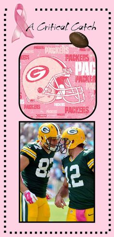 Packers breast cancer