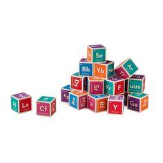 Periodic Table Building Blocks                                                                                                                                                      More