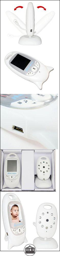 Vigilabebés Monitor Inalámbrica De Bebé Visión Nocturna Por Infrarrojos LCD  ✿ Vigilabebés - Seguridad ✿ ▬► Ver oferta: http://comprar.io/goto/B01N07POCE