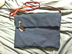 DIY tablet bag